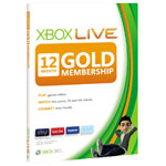 Xbox LIVE Gold - 12 month subscription